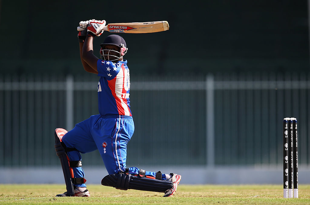 Taylor record powers USA's T20I debut