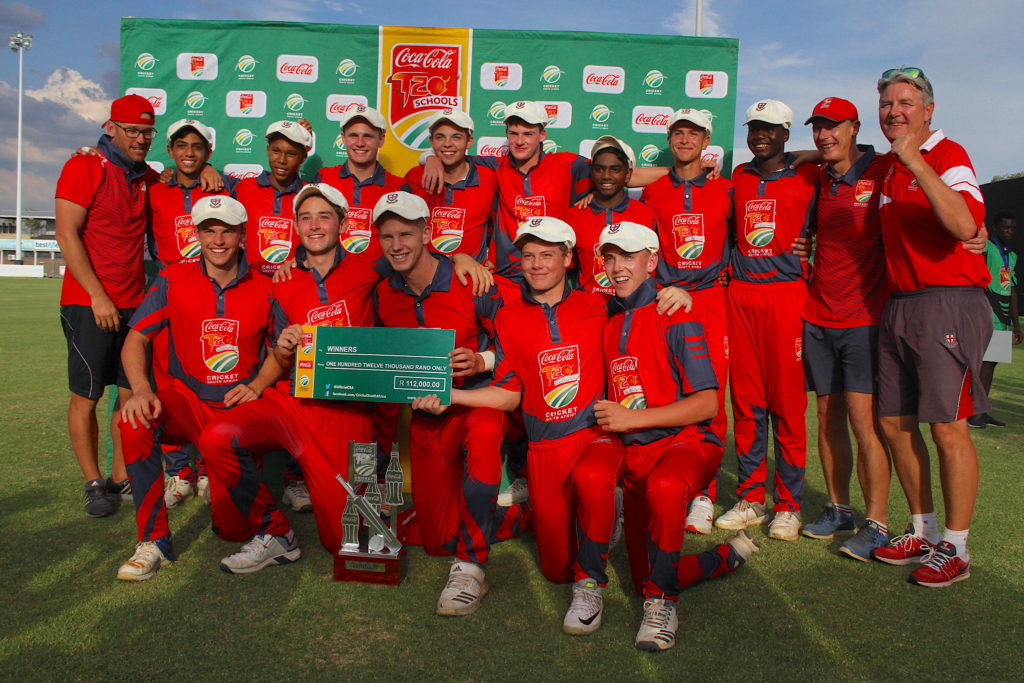 St Stithians are 2019 T20 school champs