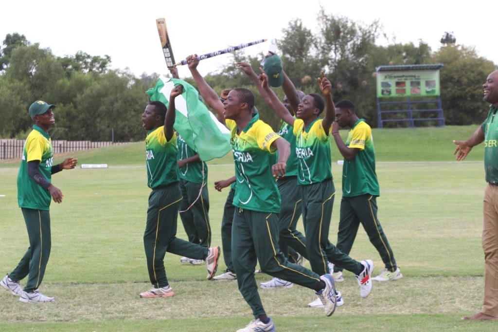 Heroic batting sees Nigeria through to first U19 WC