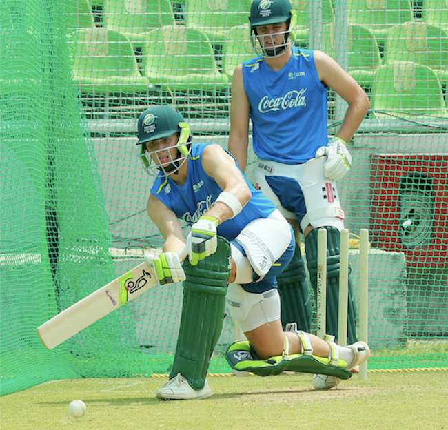 Batting improvement needed from SA U19s