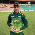 Parsons stars as SA U19 defeat Afghanistan