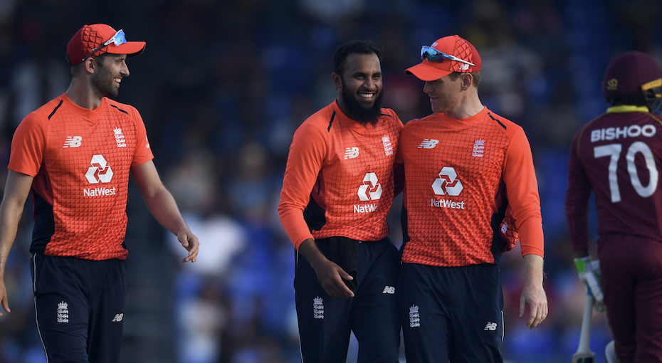 Leggie Rashid up to third as England ride wave in T20I rankings