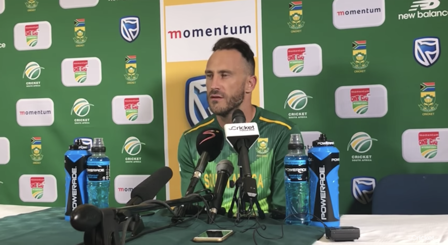WATCH: Faf on 5-0 series win