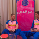 WATCH: Smith's Rajasthan Royals interview