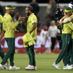 Proteas jump to second in T20I rankings