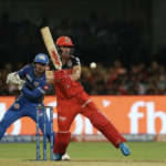 AB on fire as Challengers fall six runs short