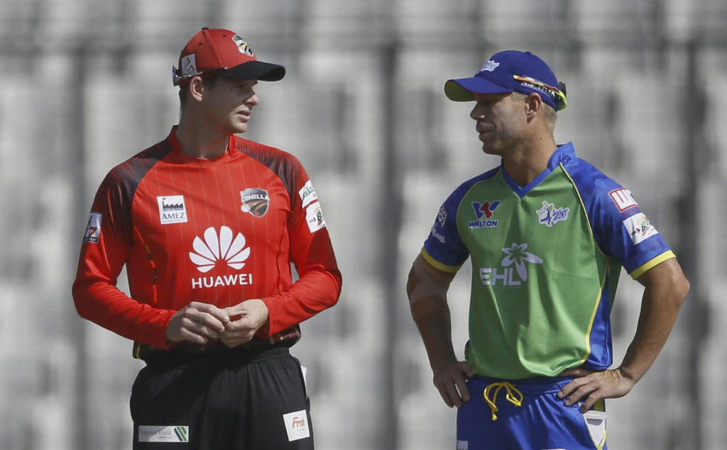 Ponting: Warner, Smith 'have to expect absolute worst'