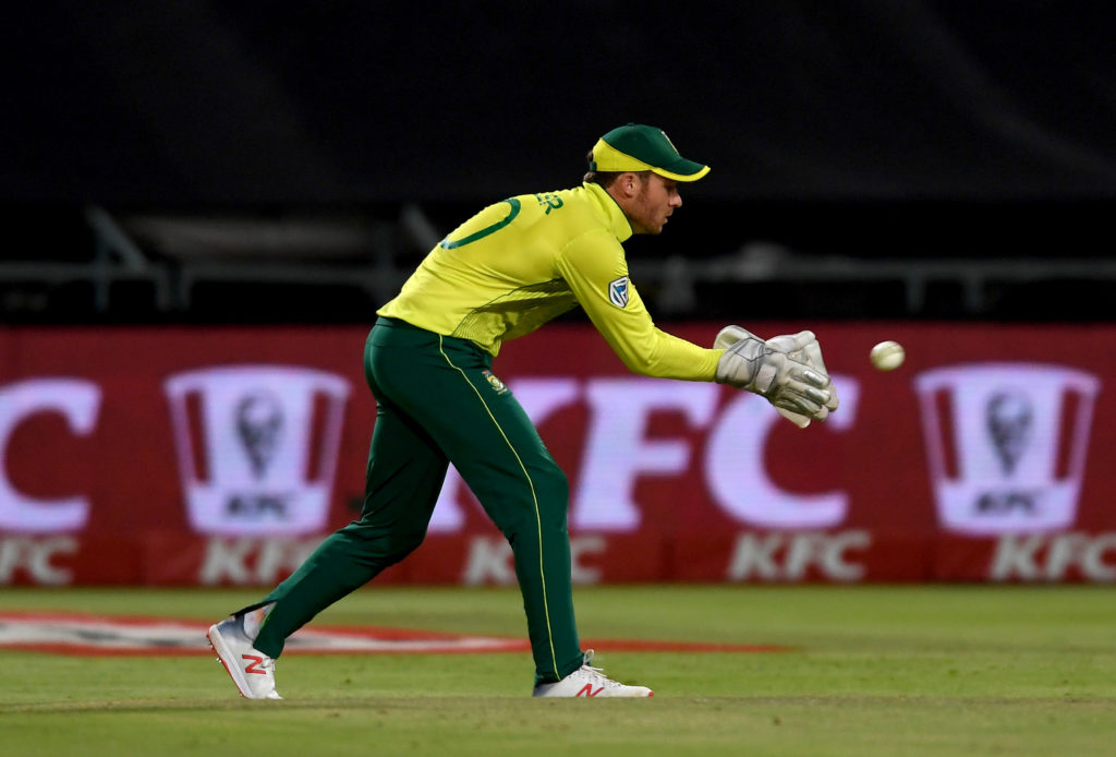 Miller adds wicketkeeping to his repertoire