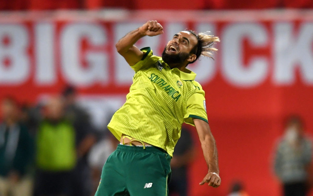 Tahir spares Proteas' blushes