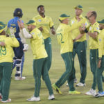 SA survive Udana scare to seal T20I series
