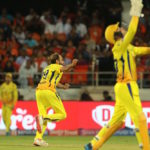 Faf, Immy on track for IPL playoffs