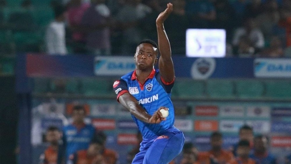 Rabada reinforces dominance in IPL