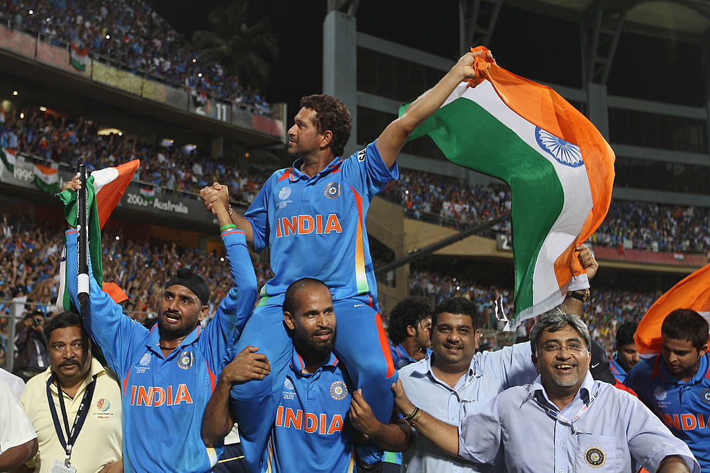 'What matters is the trophy is in your dressing room' - Tendulkar