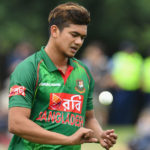 Bangladesh player cries after CWC squad snub