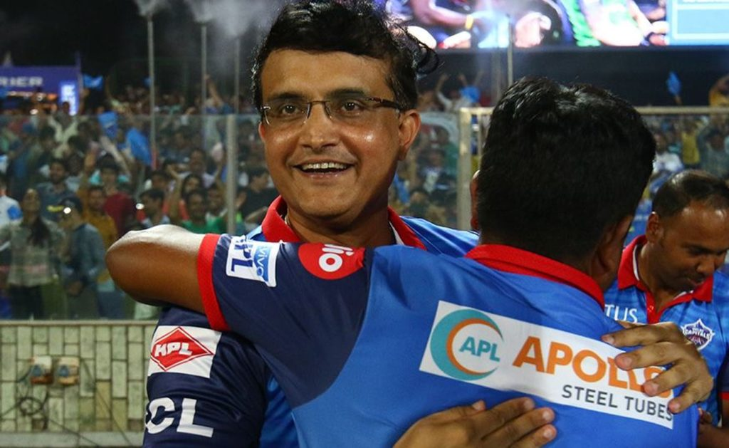 Ganguly facing conflict-of-interest charges