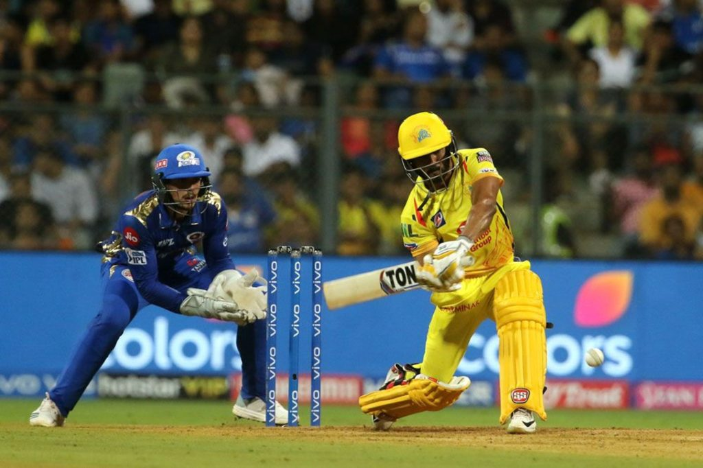 Super Kings suffer first loss in IPL 2019