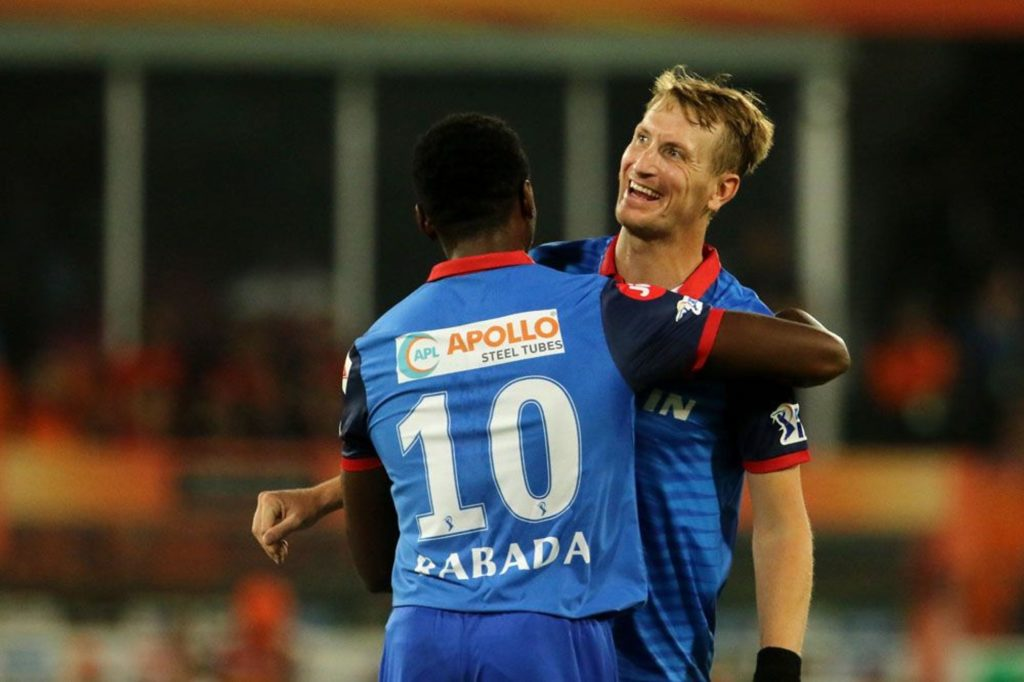 Which South Africans are still in the IPL?