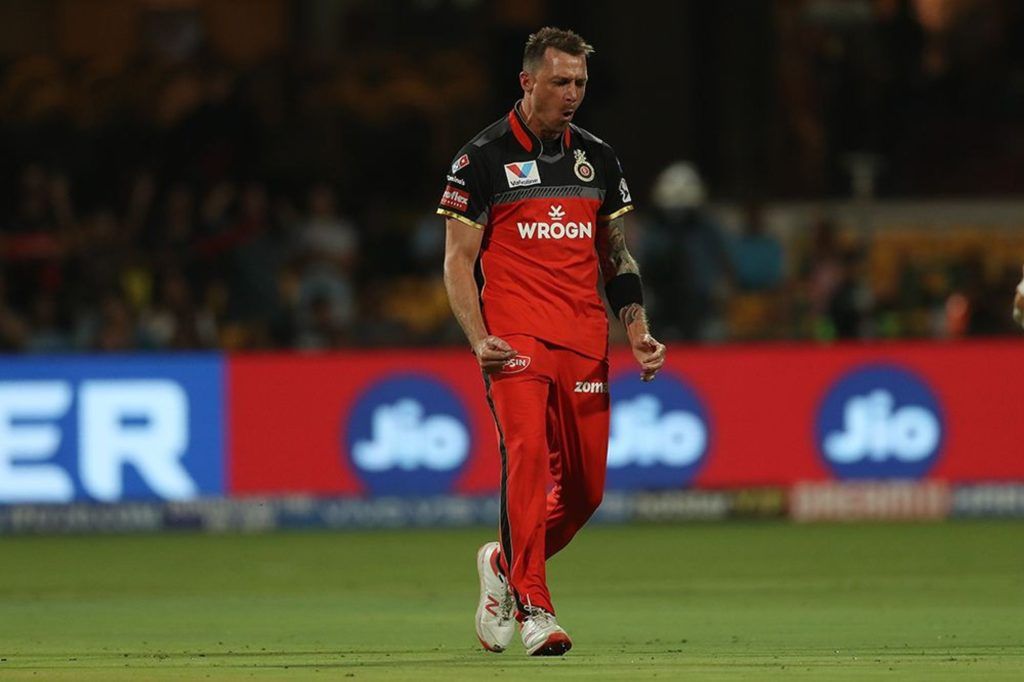 Injured Steyn heads home