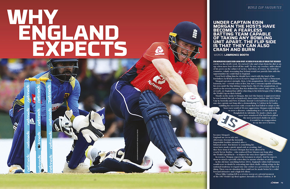 Mag Preview: Why England expects