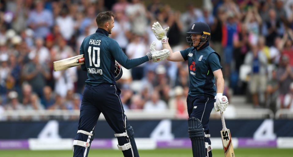 Morgan criticises Hales' 'lack of respect'