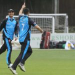 Parnell impresses in England