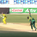 Rabada's U19 CWC brilliance