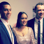 Matric ball made by Steyn's kind gesture
