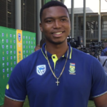 Ngidi sets World Cup ambition