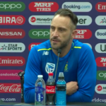 Faf: We want to move on quickly
