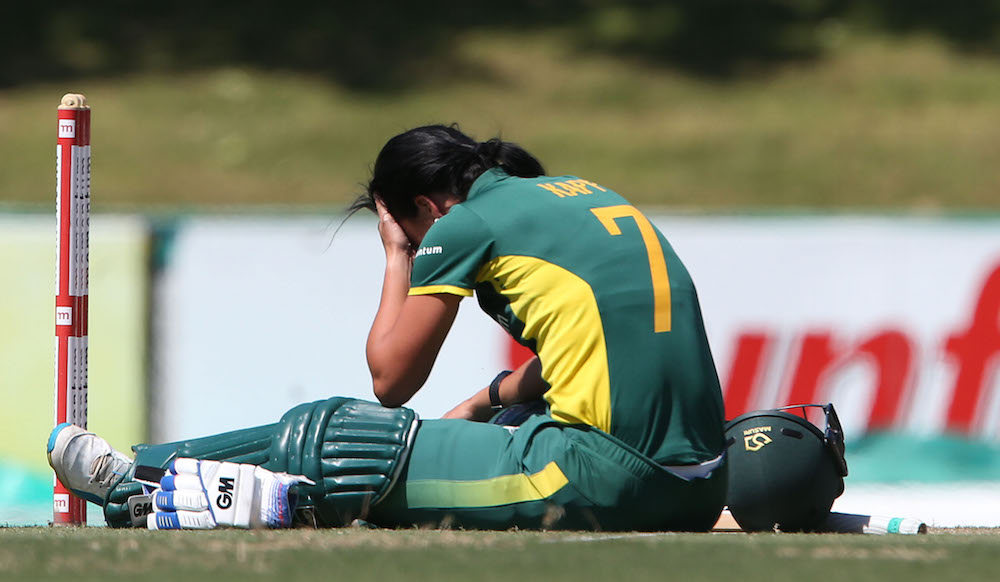 Kapp ruled out of Thailand clash