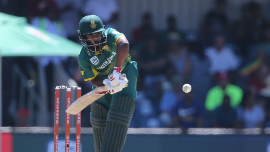 ODI discard Bavuma 'frustrated, disappointed'
