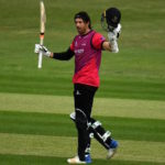 Wiese scores 171 for Sussex