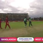 Highlights: Bangladesh vs West Indies