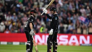 Williamson vs Proteas