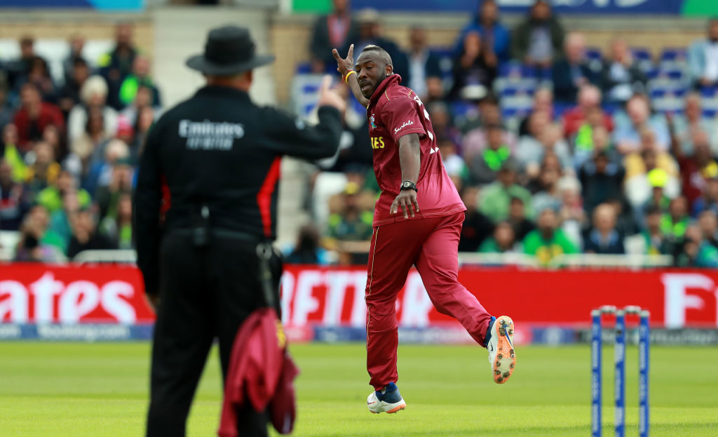 West Indies recall Russell for South Africa T20Is