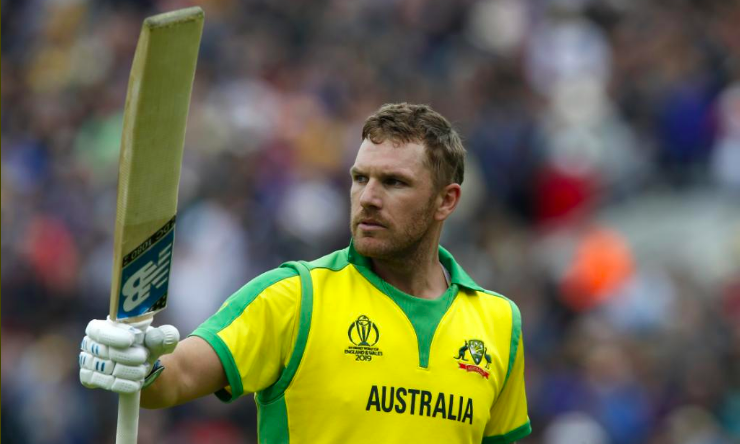 Finch's 153 sets up Australia win