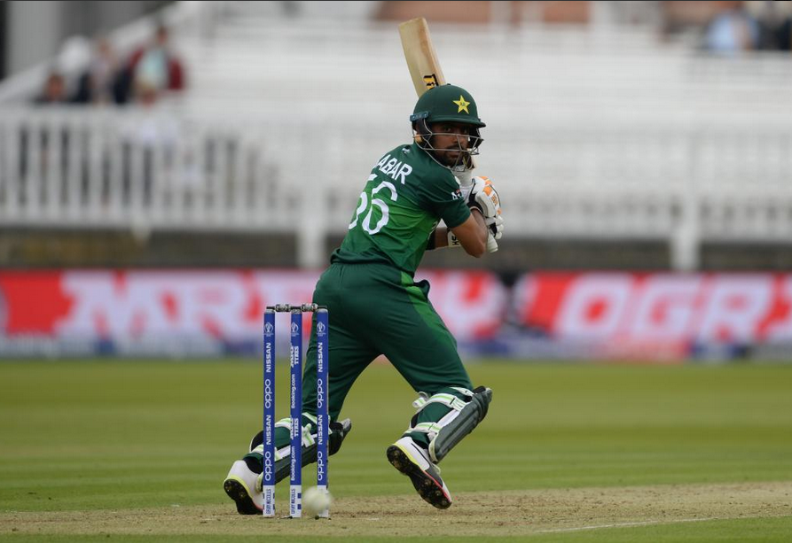 Babar, Haris boost Pakistan to 308