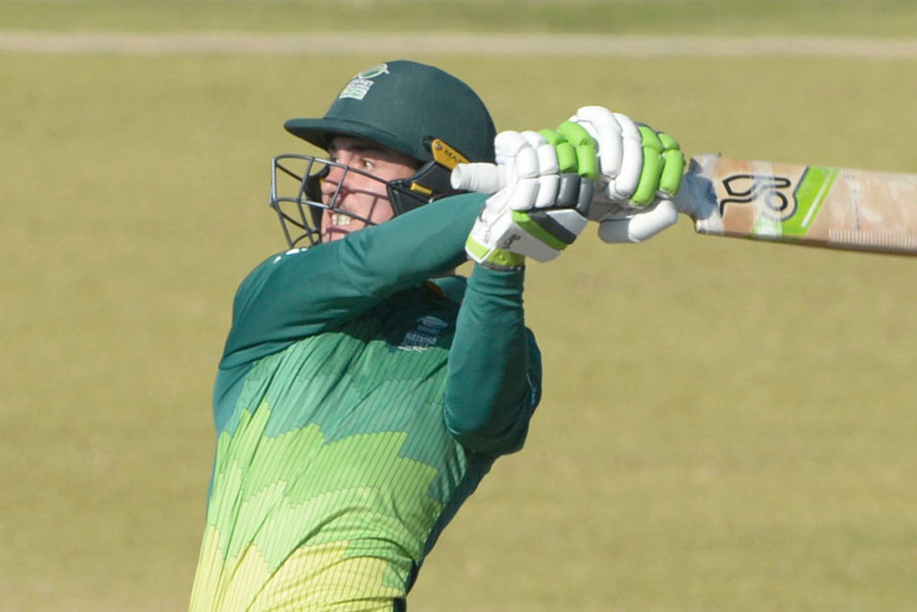 Who is impressing for SA Emerging?