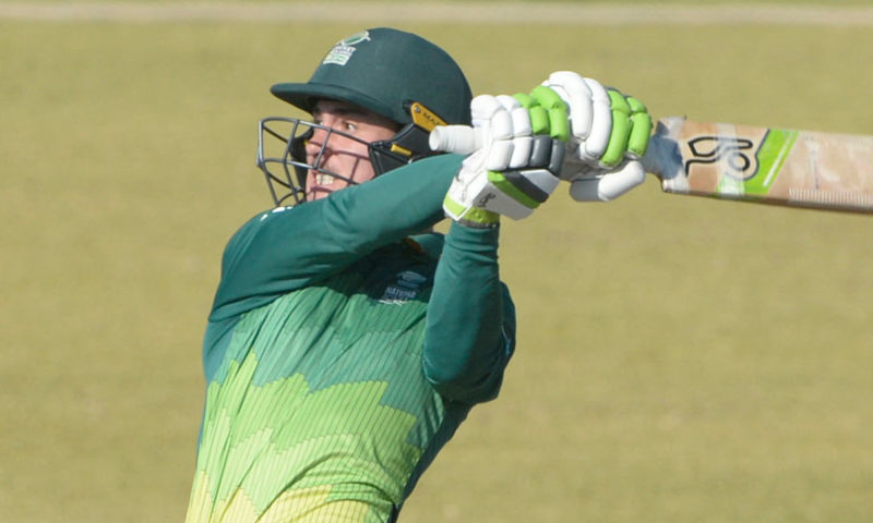 Who is impressing for South Africa Emerging?