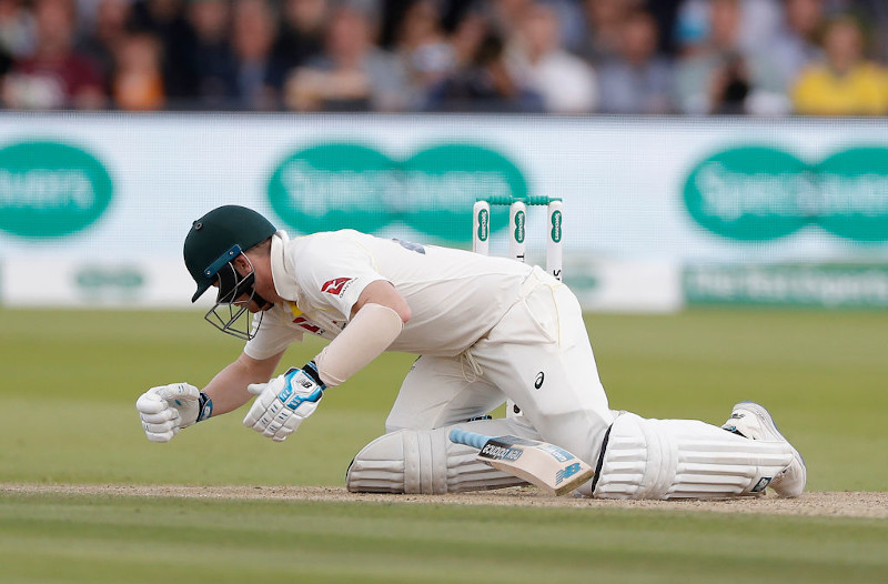Concussed Smith ruled out of third Test