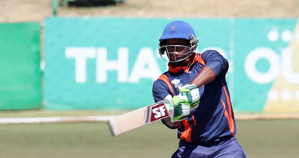 Kgoatle tons up again at T20 Cup