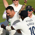 17 wickets in one match for Kyle Abbott
