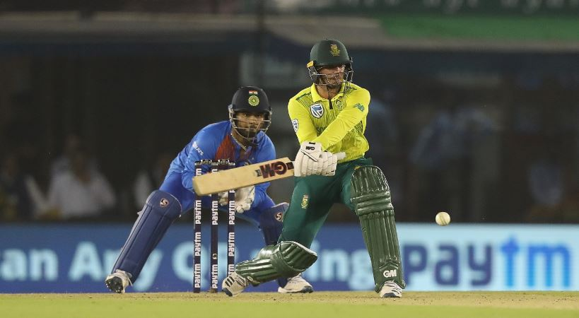 SA to face India for T20 World Cup opener