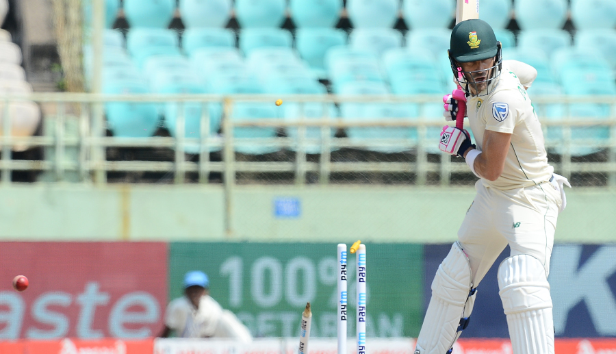 Proteas lose seven wickets in one session