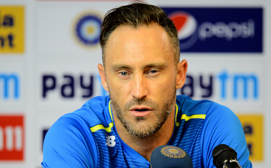 Faf contemplates changes for second Test