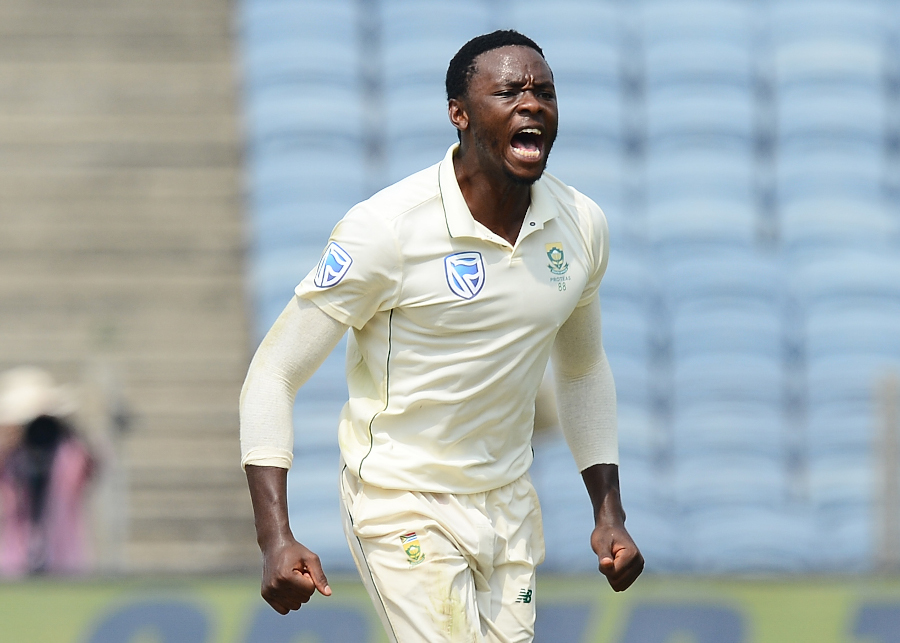 India defy being rattled by Rabada