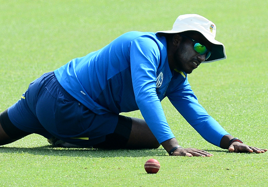 Muthusamy comfortable with discomfort
