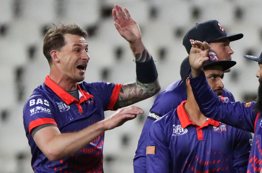 Image result for Dale Steyn PSL