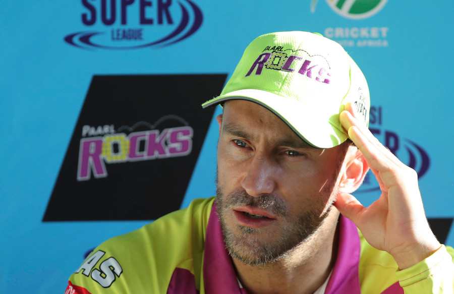 Faf: We must learn from our mistakes