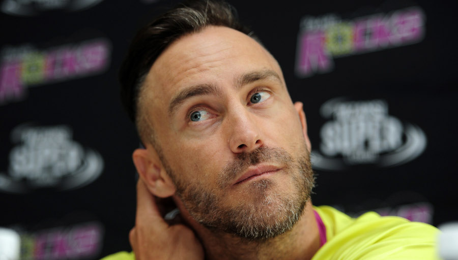 Mzansi Super League like 'school' for Faf